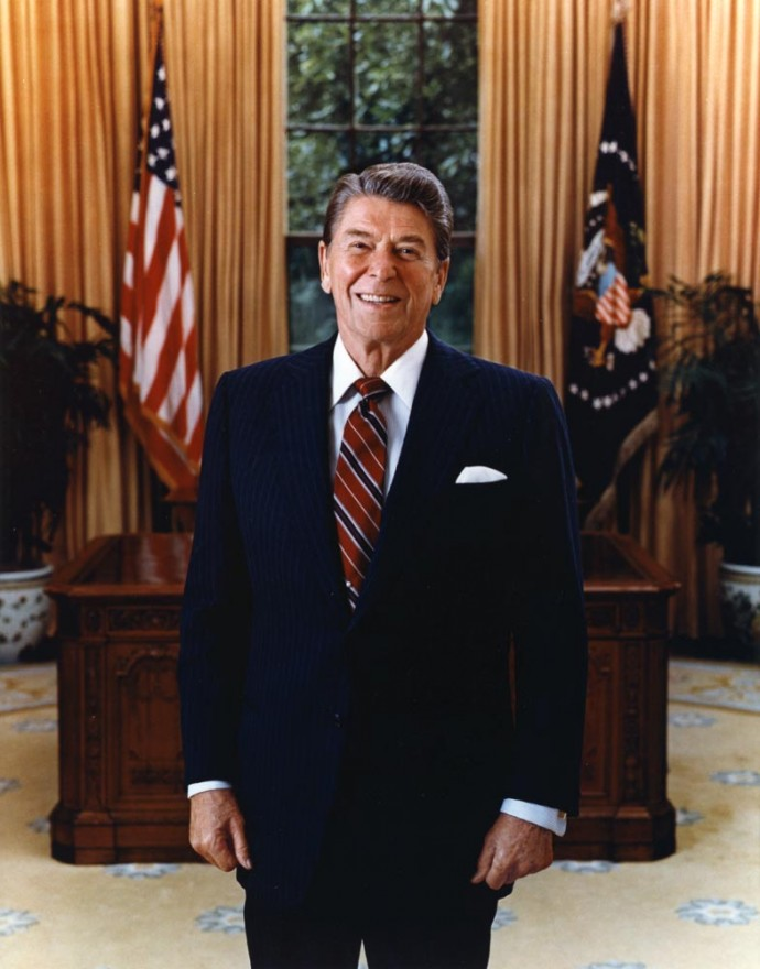 the life of the 40th president of the united states of america ronald reagan Ronald reagan, in full ronald wilson reagan (born february 6, 1911, tampico, illinois, us—died june 5, 2004, los angeles, california), 40th president of the united states (1981–89), noted for his conservative republicanism, his fervent anticommunism, and his appealing personal style, characterized by a jaunty affability.