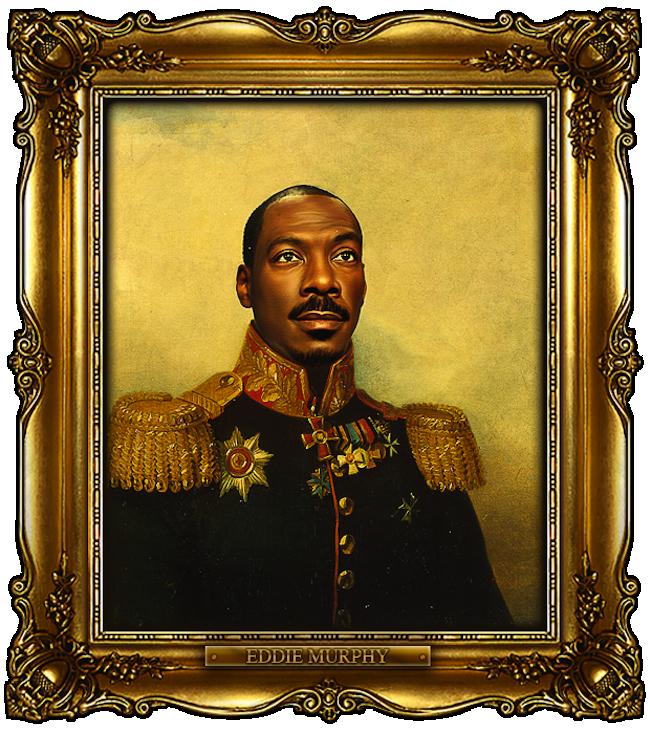 Знаменитости в образе военных (7)