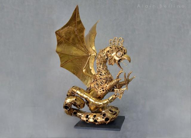 Бронзовые скульптуры (7)