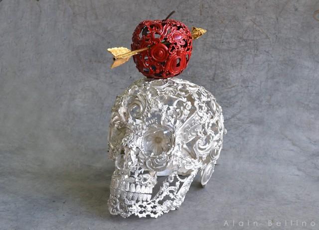 Бронзовые скульптуры (3)