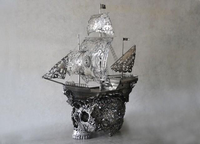 Бронзовые скульптуры (1)