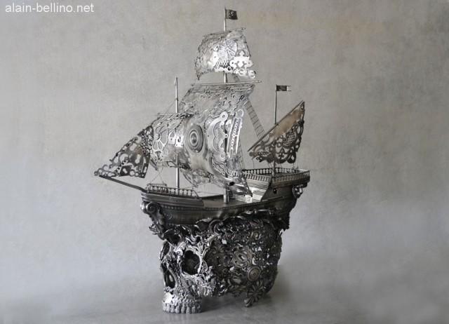 Бронзовые скульптуры (16)