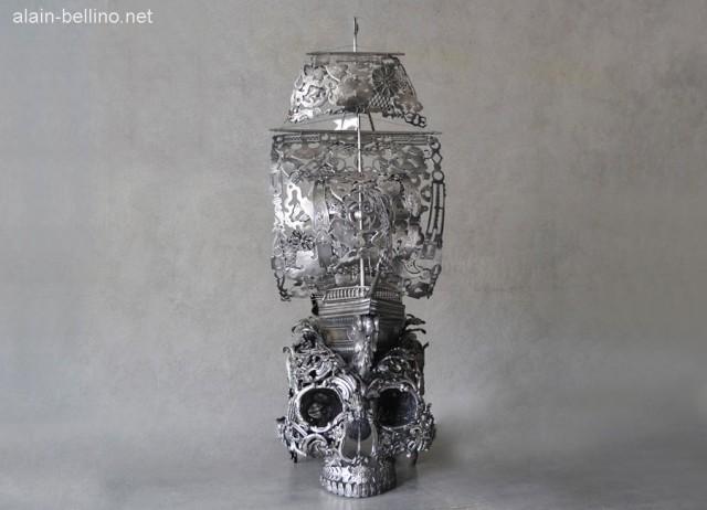 Бронзовые скульптуры (15)