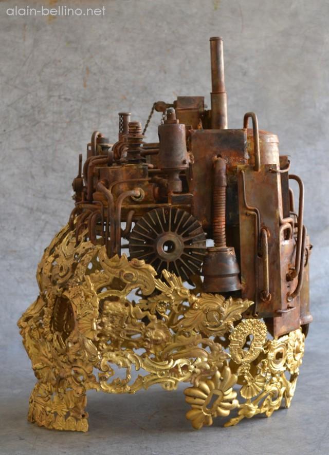 Бронзовые скульптуры (14)