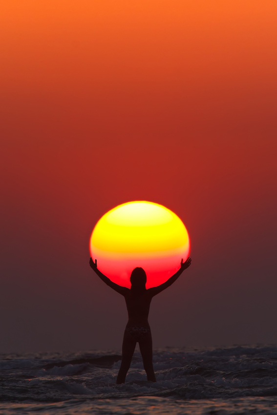 Москва Расчет времени восхода и захода Солнца