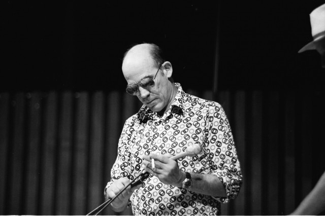 Hunter S. Thompson, Miami Bookfair International, 1988