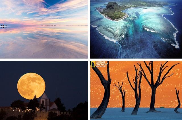 Иллюзии в природе картинки