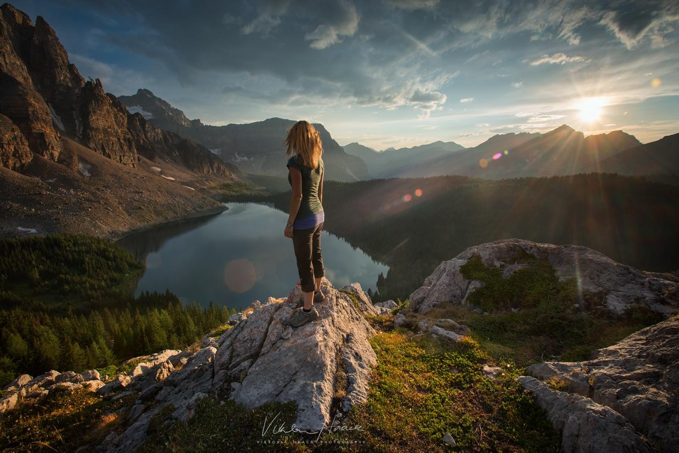 Как красиво сфотографироваться в горах