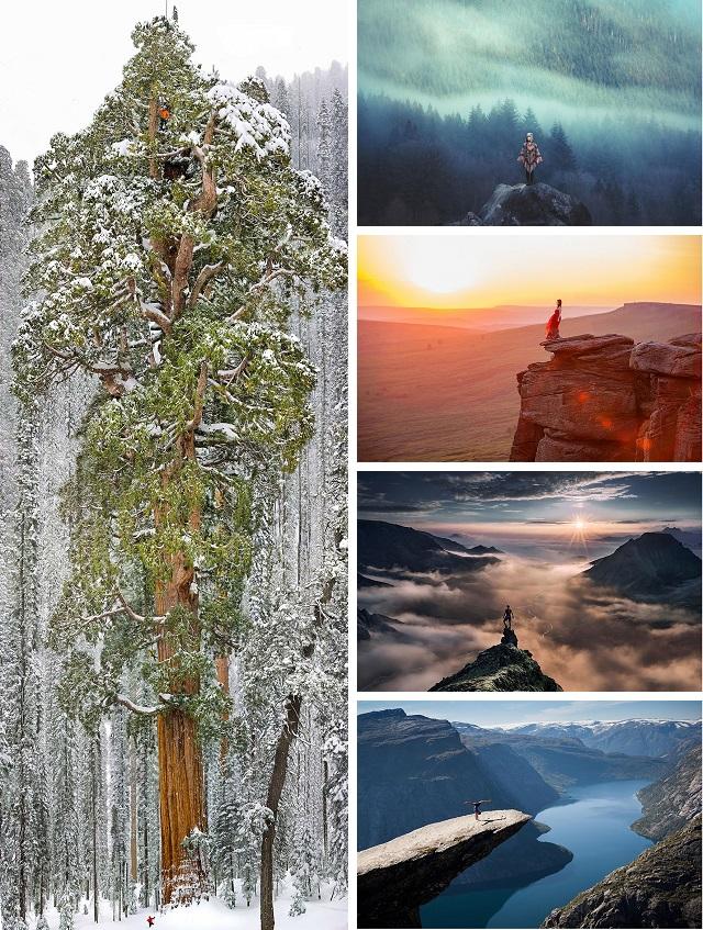 19 фотографий, которые покажут величие природы