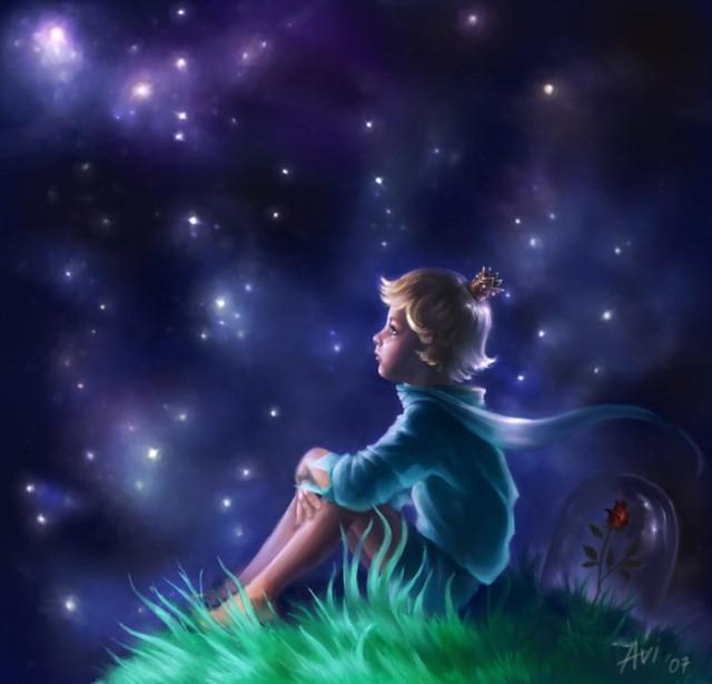 Рисунок мальчик маленький