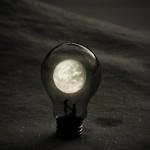 Мир в лампочке