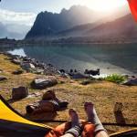 30 удивительных мест, чтобы разбить лагерь