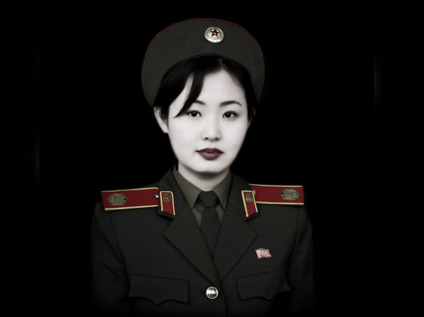 North Korean Soldier , North Korea