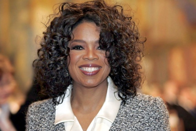 Oprah Winfrey opens public school in South Africa