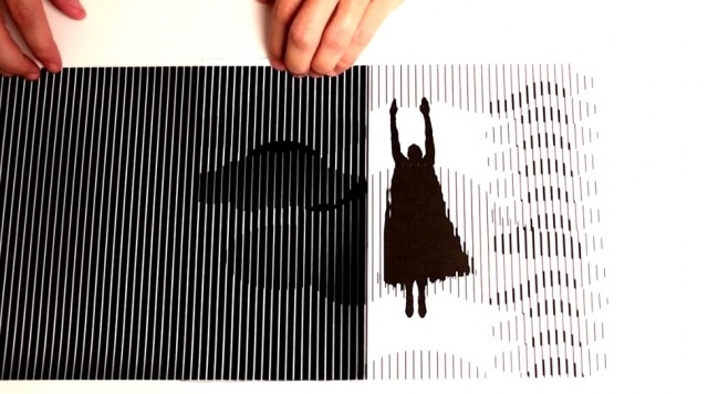 как сделать фото с иллюзиями