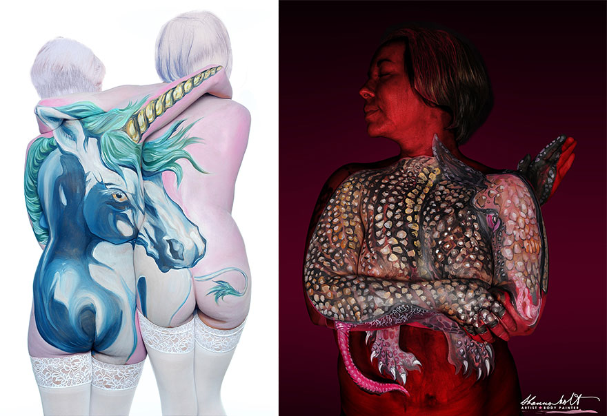 identity through body art