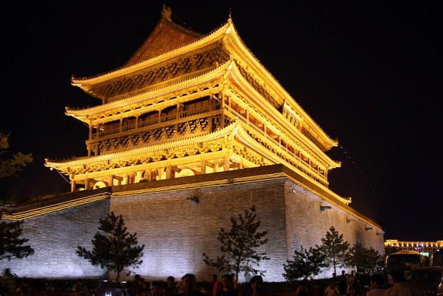 10 величайших городов, которые правили в древнем мире