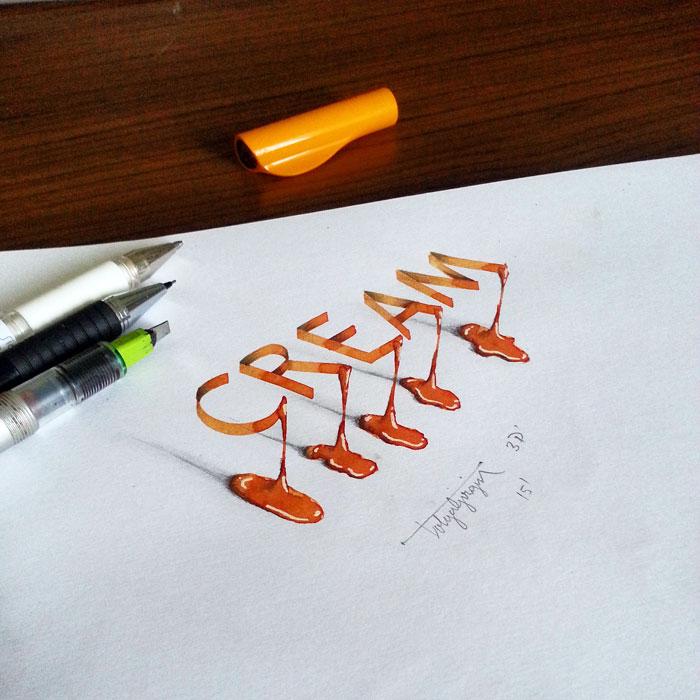 Как сделать красивые картинки с надписями