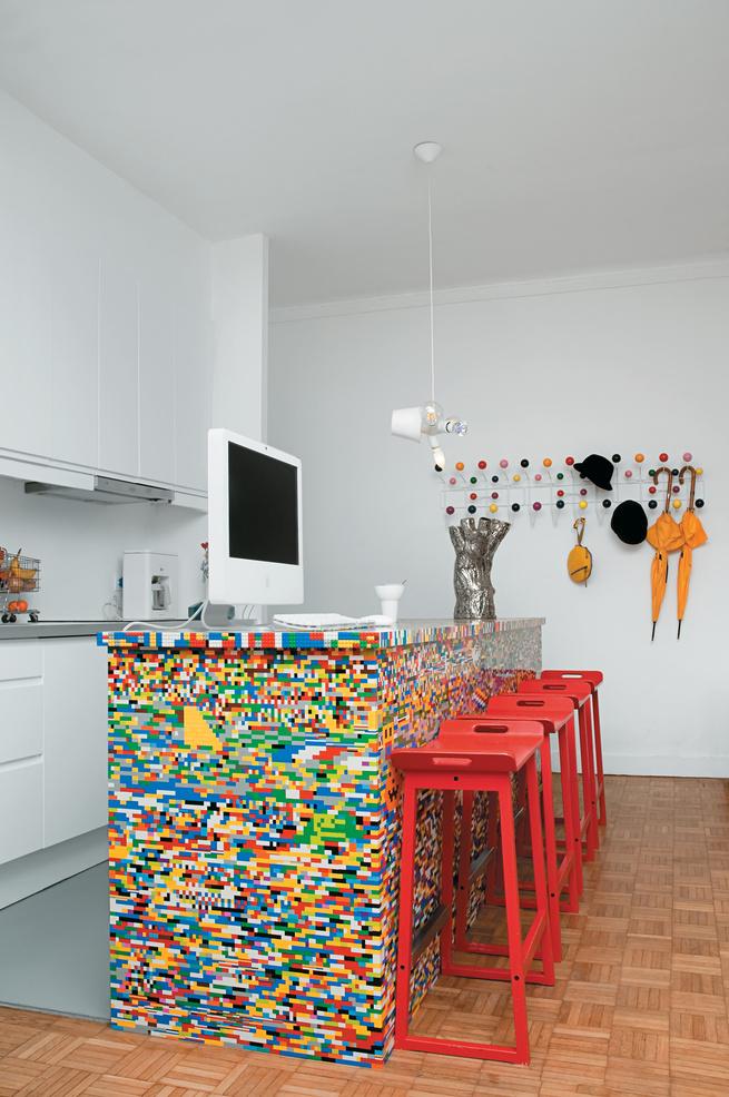Креативный дизайн кухни своими руками 78