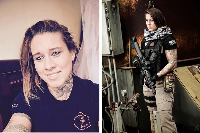 Дерзкая девушка-ветеран армии США против браконьеров в Восточной Африке