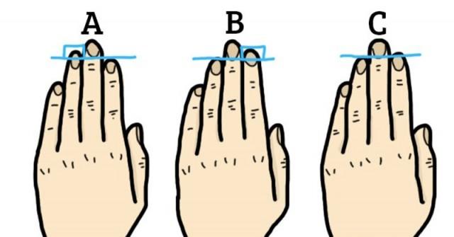 о нас пальцы левой руки ?