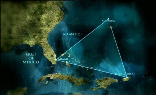 Новая Тайна Бермудского треугольника
