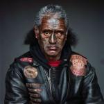 Фотограф сделал впечатляющие портреты членов Монгрел Моб — крупнейшей банды Новой Зеландии