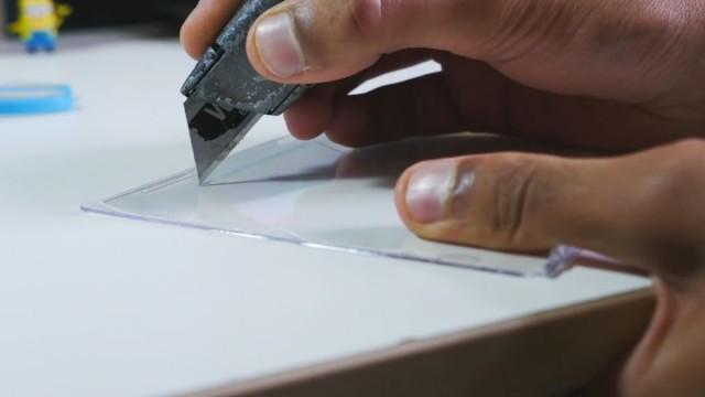 Как сделать 3D голограммы с помощью смартфона.