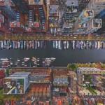 Фото дня: Гавань, Амстердам