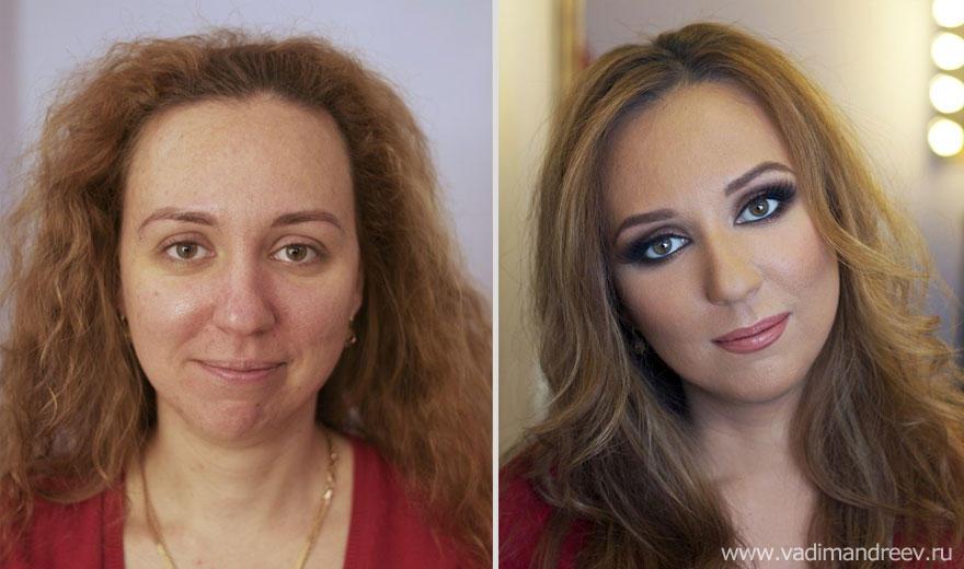 Какой макияж сделать на в паспорте 73