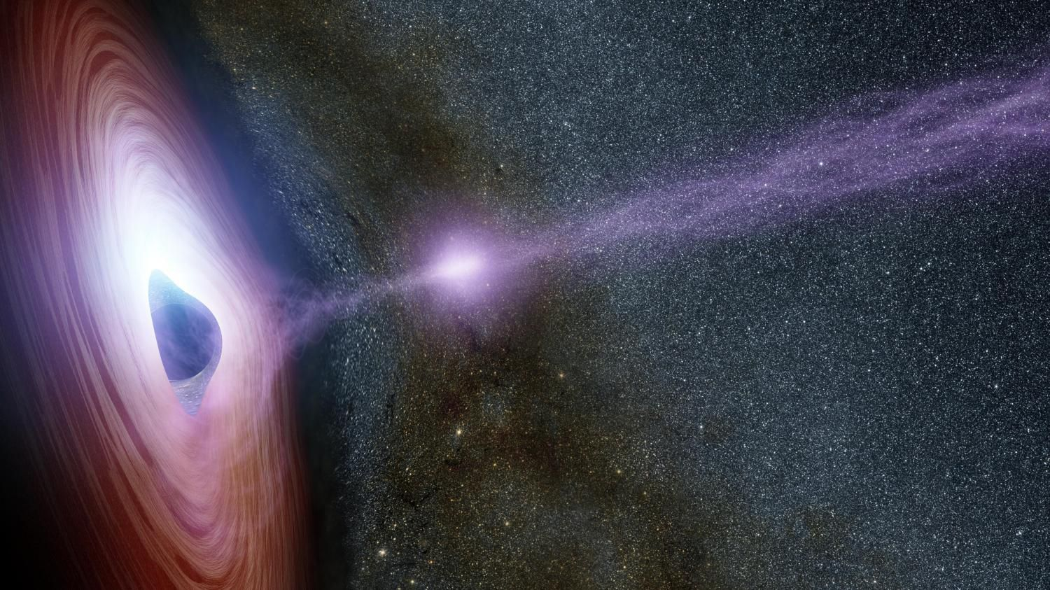 a concept and understanding of the search for black holes