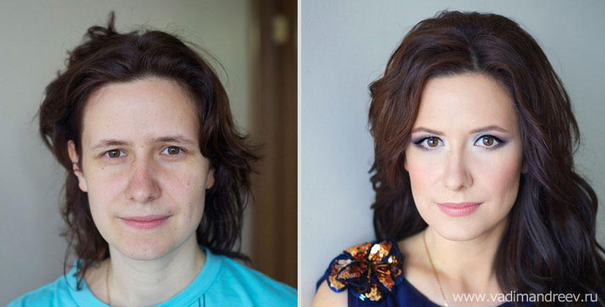 Фото женщин за 35 без макияжа