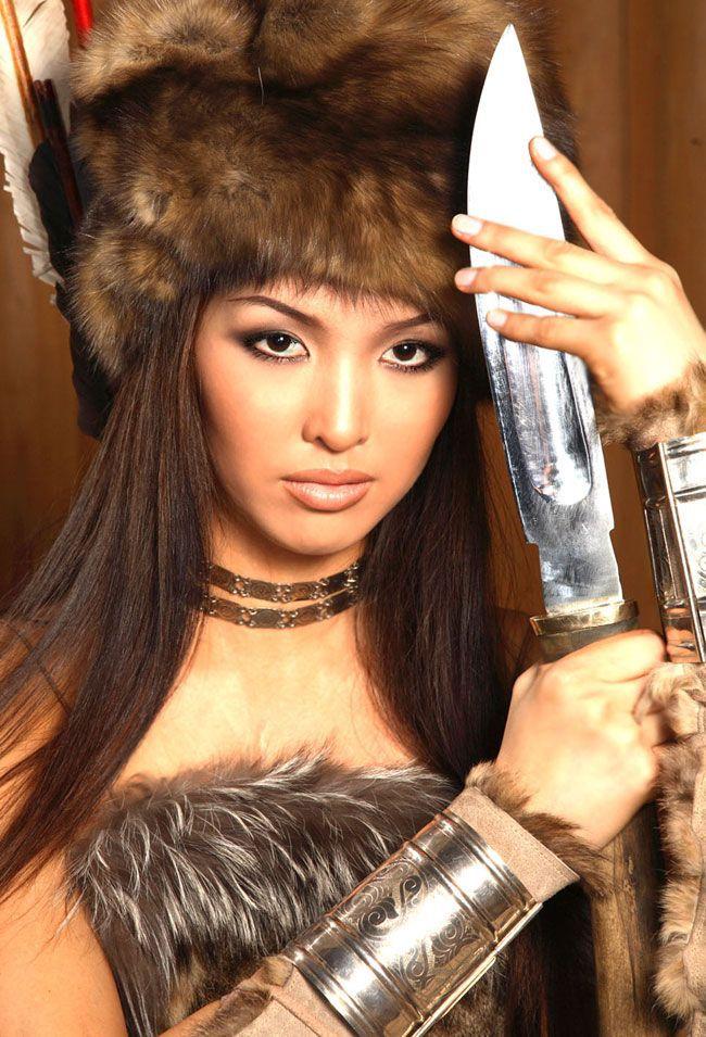 Фото самых красивых девушек якутии