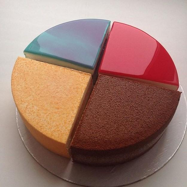 Как делает торты своими руками