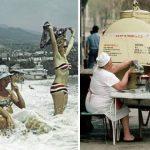 Самые теплые кадры из жизни во времена СССР