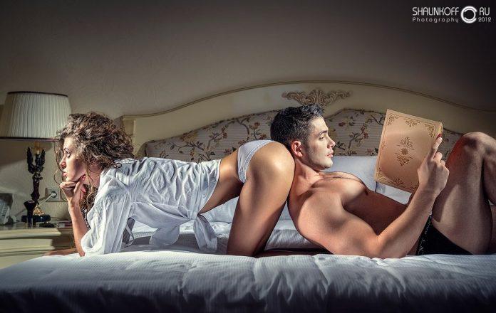 Хочет ли жена секса