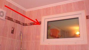Замечали, что в старых домах есть окно между кухней и санузлом? И вот зачем!