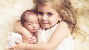 Маленькая девочка спасла брата от смерти