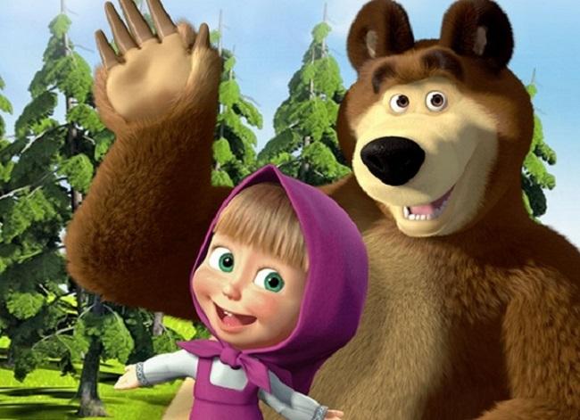 Дети и медведи 97