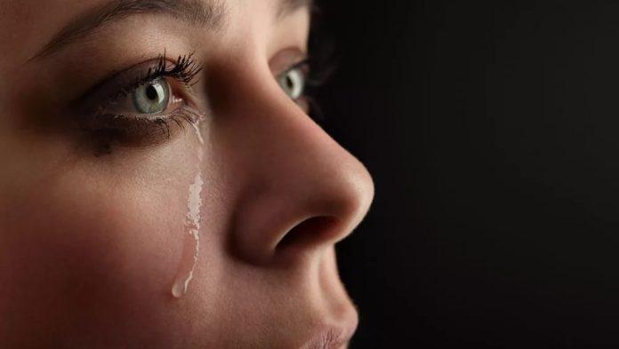 Женские слёзы