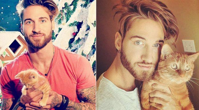 Горячие парни с котятами - лучший Instagram, который вы когда-либо видели