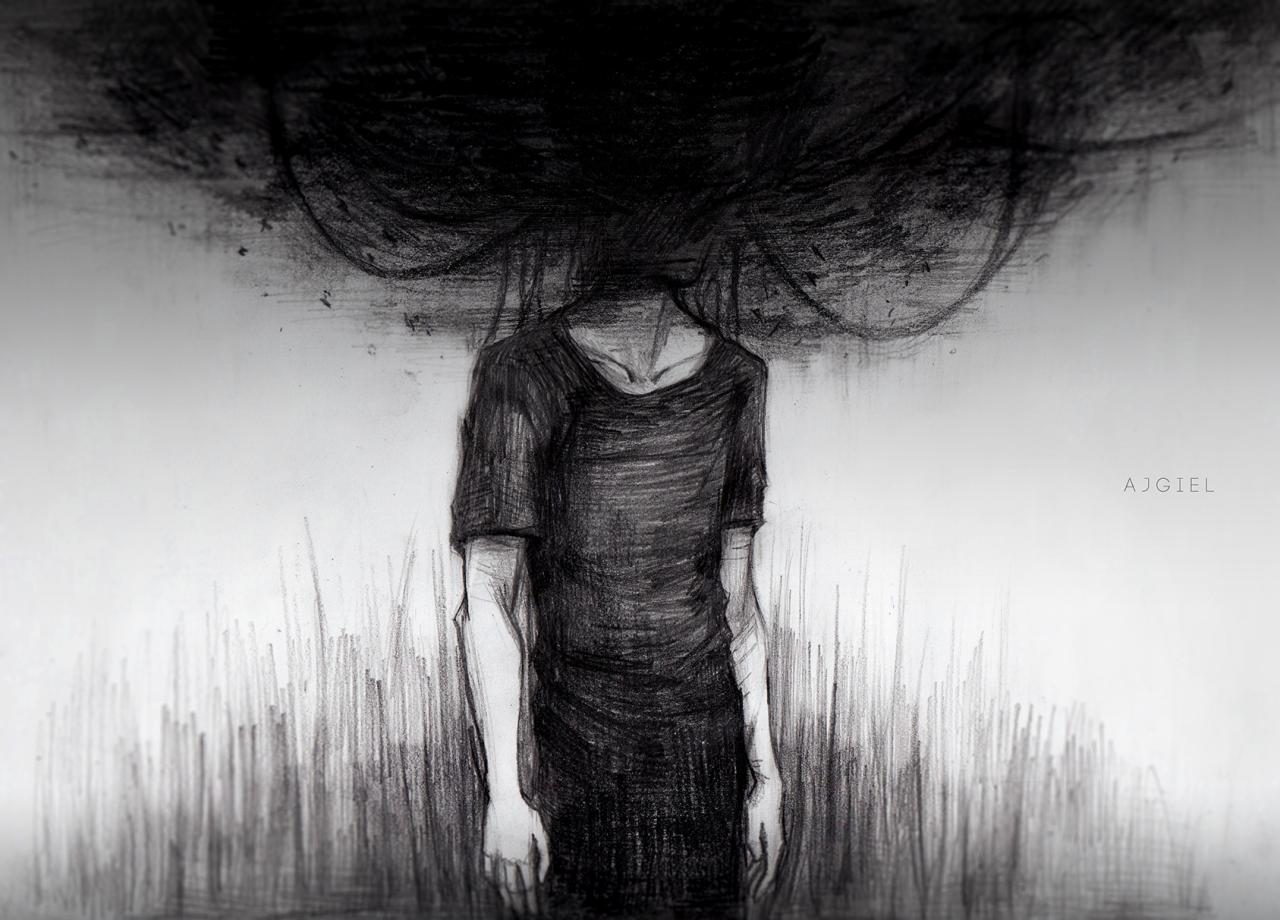 Депрессия на аву