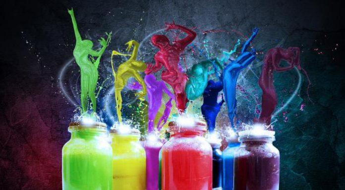Ответьте на 8 вопросов, и мы угадаем ваш любимый цвет
