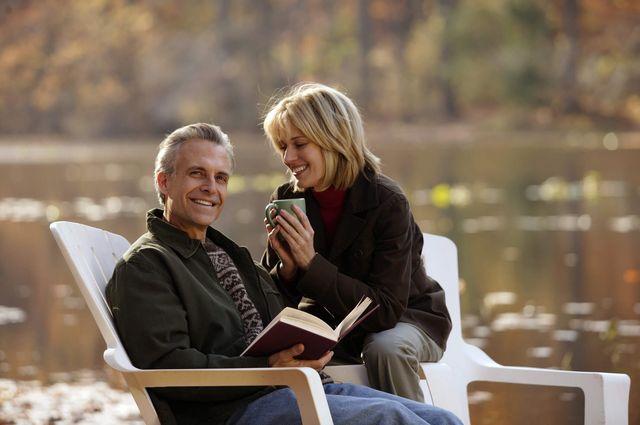 Что стоит ожидать от отношений с мужчиной постарше?