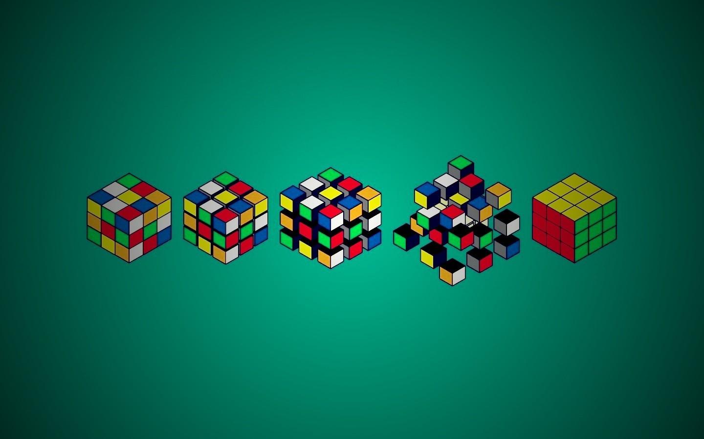 каким картинки на телефон кубик рубик одно мест