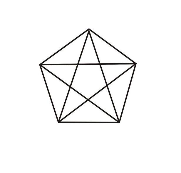 Геометрическая задача для 4 класса, которая может поставить вас в тупик
