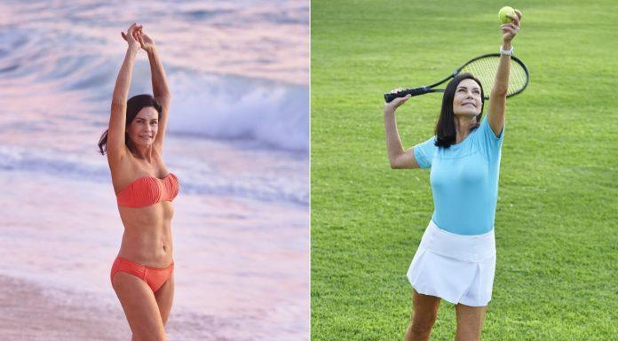 Как 70-летняя австралийка поддерживает свою шикарную фигуру?