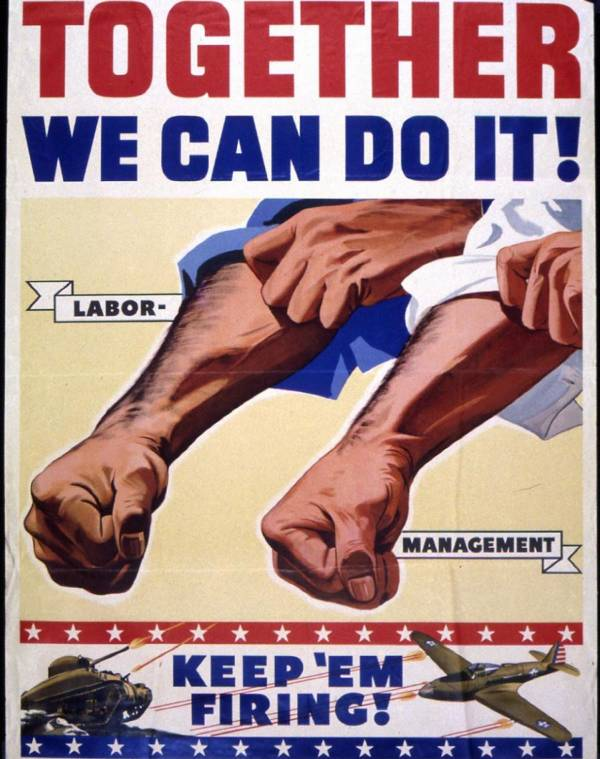 world war ii and candidates