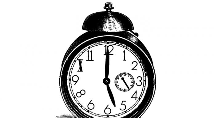 Что не так с этими часами?