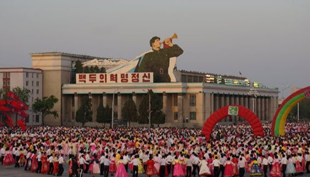 10 возможных способов сбежать из Северной Кореи